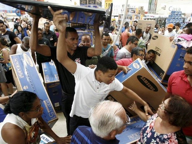 Black Friday representa boas vendas para 77% das empresas do varejo