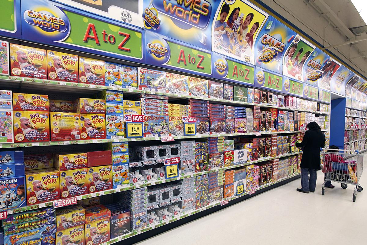 Dia das Crianças pode gerar 2% no aumento de vendas