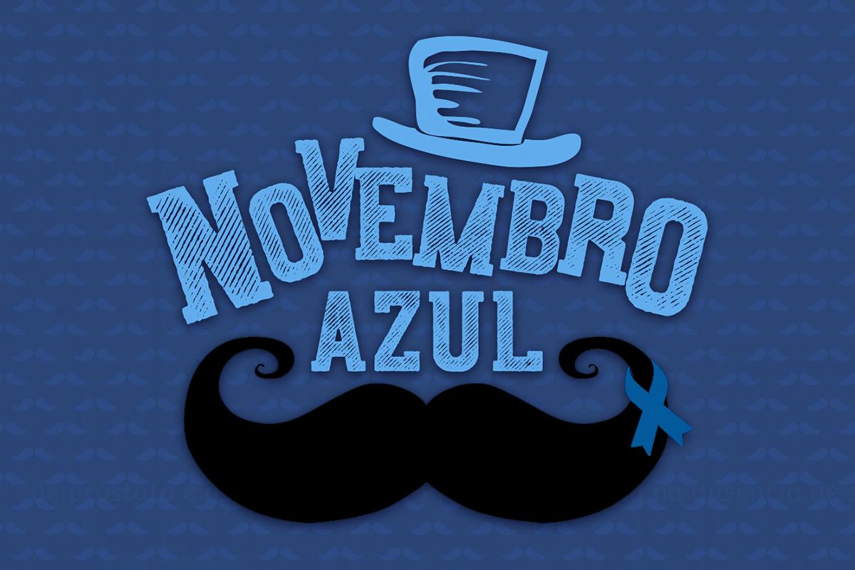 Novembro Azul – O Mês de Combate ao Cancêr de Próstata